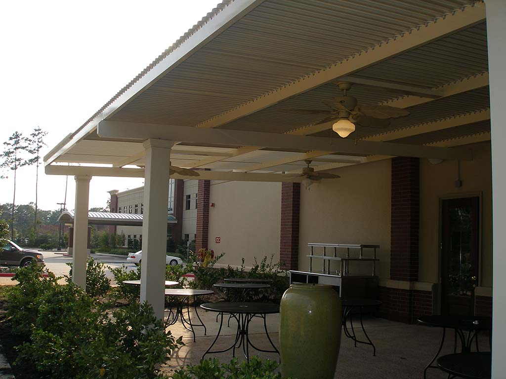 Houston Louvered Roof | Patio Covers And Louvered Roof ...