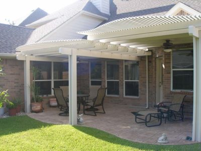 Patio Cover Lattice Arbor