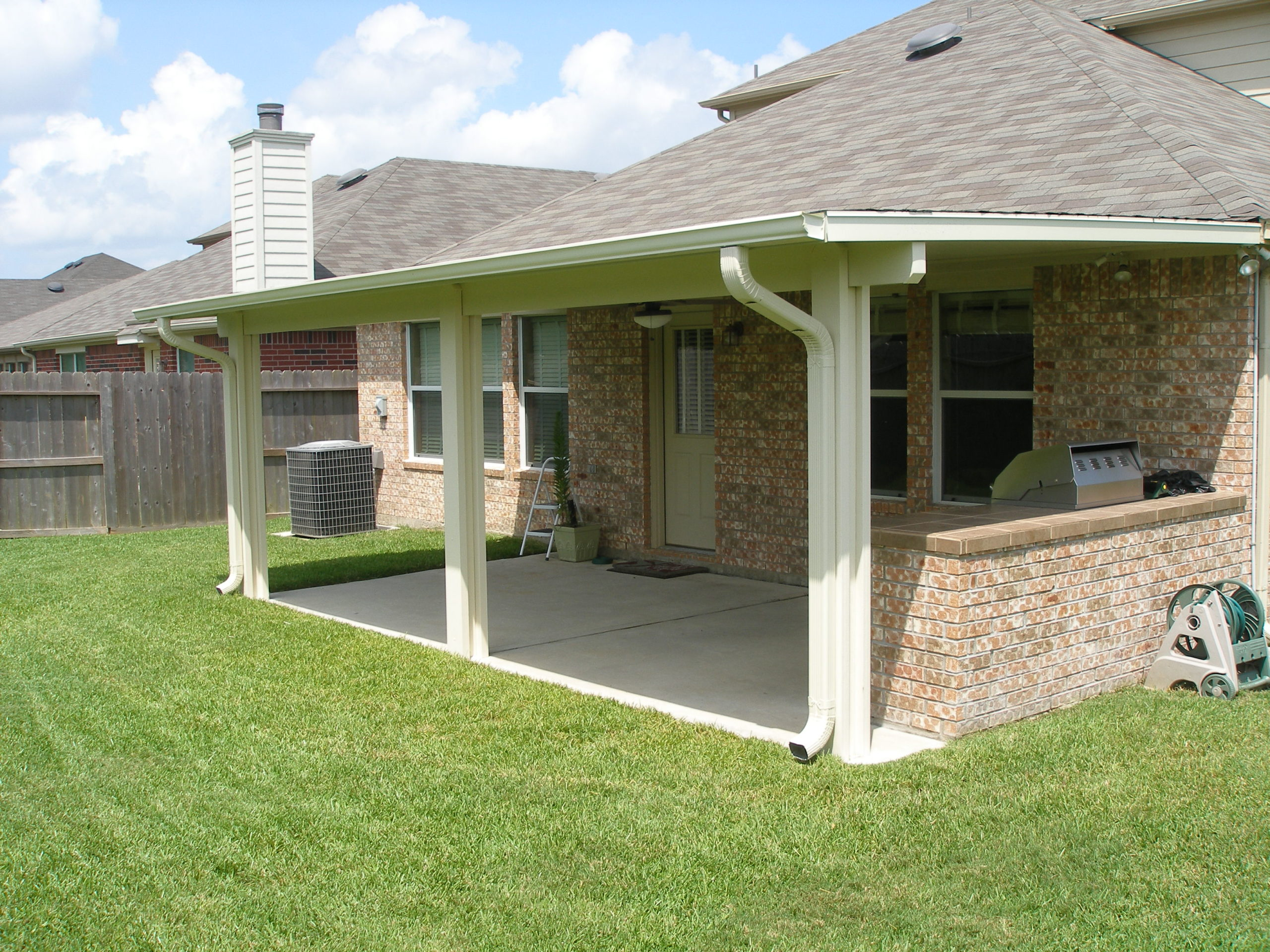 Patio Covers Houston, Texas​